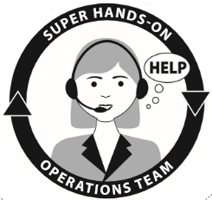 super hands on ops team graphic 430 pixesl