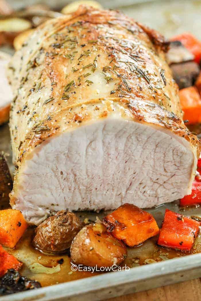 Simple And Delicious Roast Pork Recipe : simple, delicious, roast, recipe, Roast, Recipe, {just, Ingredients!}