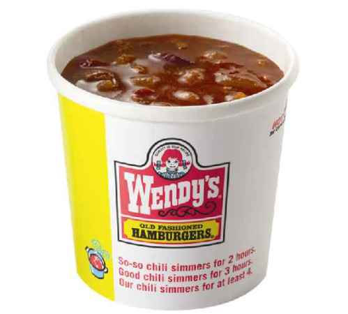 worst fast food items