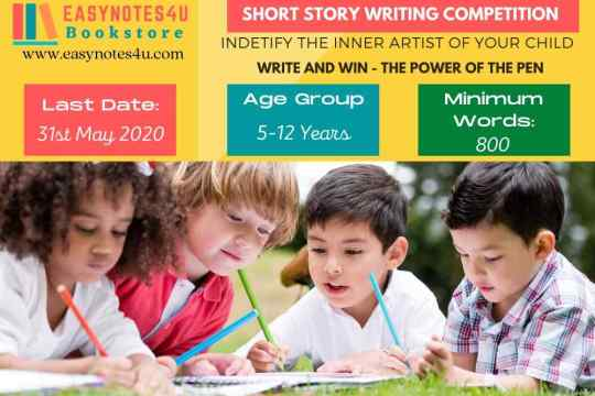 Short Story Competition for Children