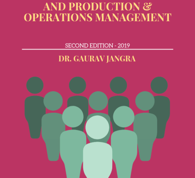 Business Statistics and Operation Research Notes for UGC NET Management ebook
