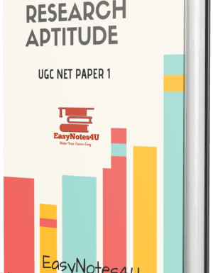 Research Aptitude – NTA UGC NET Paper 1