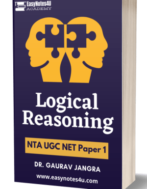 Logical Reasoning eBook – UGC NET & Competitive Exams