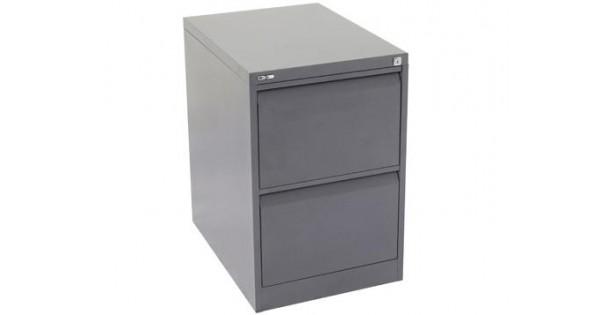 Go 2 Drawer Filing Cabinet Gfca2