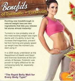 Turmeric Slim weight loss pill