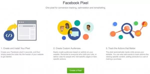 Facebook Pixel in 3 Steps