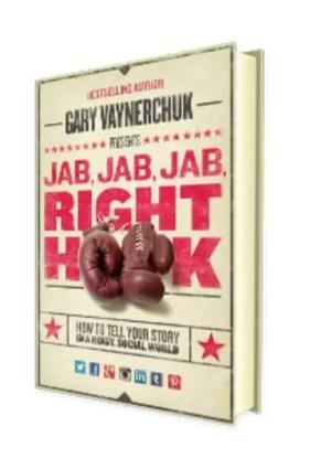 Jab Jab Jab Right Hook the book