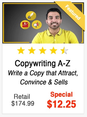 Learn Copywriting A to Z Course