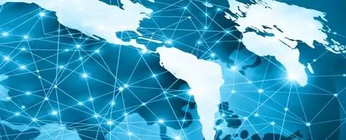 Digital Business Cards across the Internet