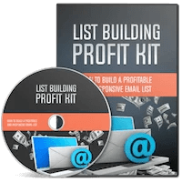 G250 Genesis Educational Library Module - List Building Profit Kit #3