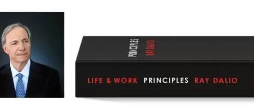 Life & Work Principles - Ray Dalio