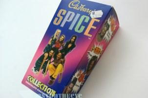 Spice Girls Chocolates