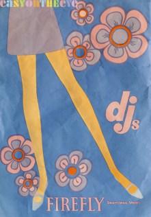 Firefly stockings seamless