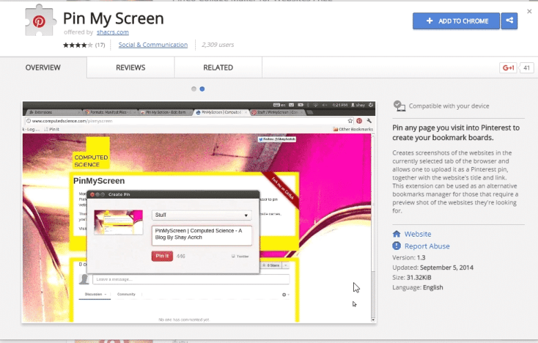 pinmyscreen Have you heard of these amazing Pinterest tools?