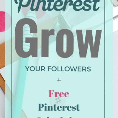 Pinterest – How to gain more followers – Part I