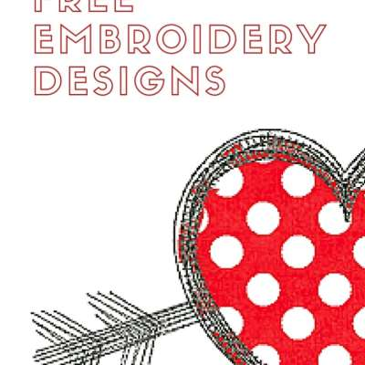15 Sites that offer Free Embroidery Designs