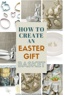 How to create an easter gift basket everything kitchen 683x1024 Challenge – Make a frugal Easter Wreath with what you have