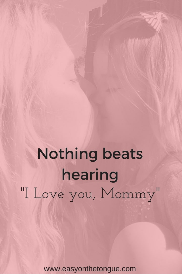Inspirational Quote Nothing Beats Hearing I Love You Mommy More Family  Quotes At Www.easyonthetongue