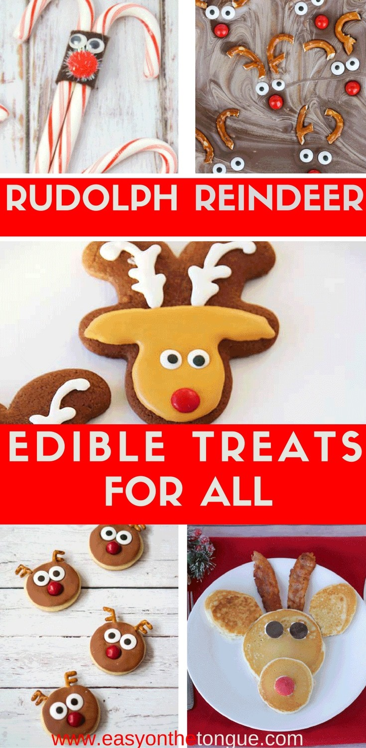 Rudolph Christmas Special.The Most Special Rudolph Christmas Treats Found For You To