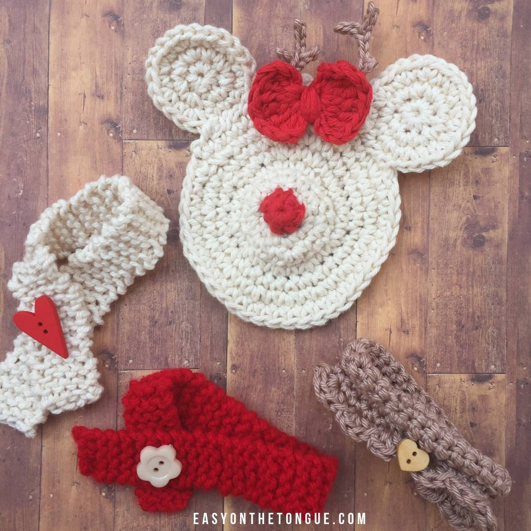 Crochet christmas gift ideas