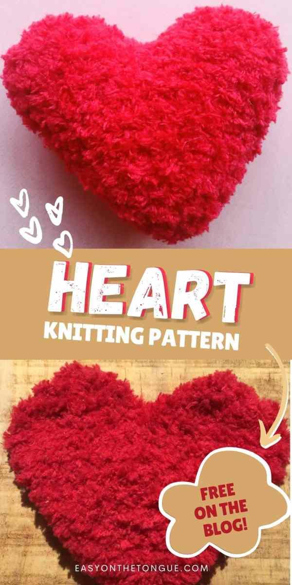 Patrón de tejido de corazón gratuito en easyonthetongue.com 1 512x1024 Cómo tejer un corazón, patrón de tejido gratuito