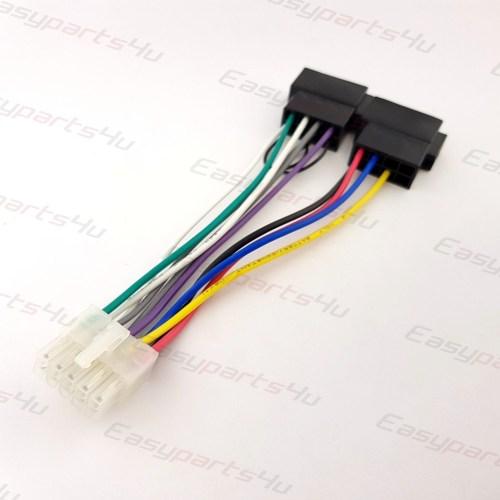 small resolution of philips car radio wiring wiring library rh 59 codingcommunity de car stereo wiring colors stereo wiring harness color codes