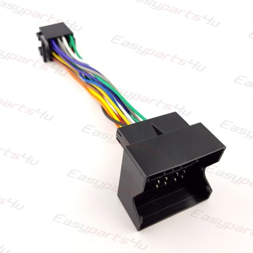 small resolution of bmw series 1 3 5 x3 series iso lead wiring harness radio adaptor more views