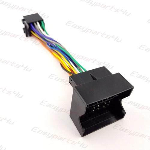 small resolution of bmw series 1 3 5 x3 series iso lead wiring harness radio adaptor bmw 1 series engine wiring harness bmw 1 series wiring harness