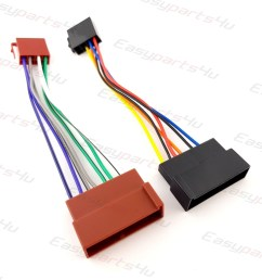 ford fiesta ka puma escort focus mondeo cougar iso lead wiring cougar car stereo radio wiring harness adapter iso lead wiring harness [ 1500 x 1500 Pixel ]