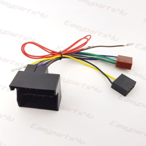 small resolution of vw golf v passat touran skoda octavia iso lead wiring harness more views skoda octavia audio wiring diagram