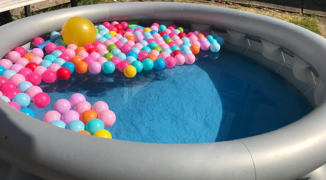The Paddling Pool Water Problem