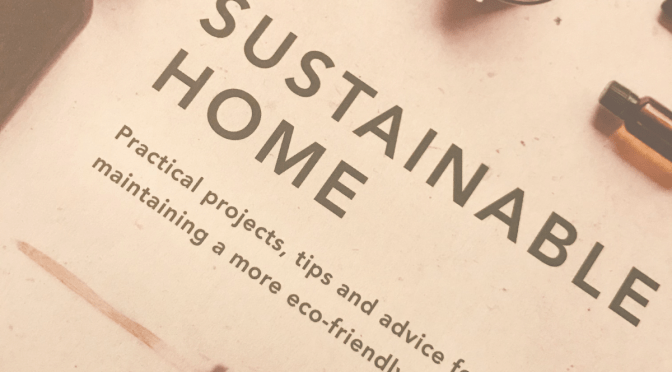 Sustainable Home – A book review
