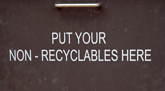 Recycling in the UK with TerraCycle