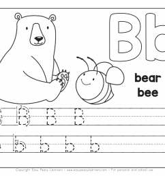 Free Printable Alphabet Book - Alphabet Worksheets for Pre-K and K - Easy  Peasy Learners [ 1275 x 1650 Pixel ]