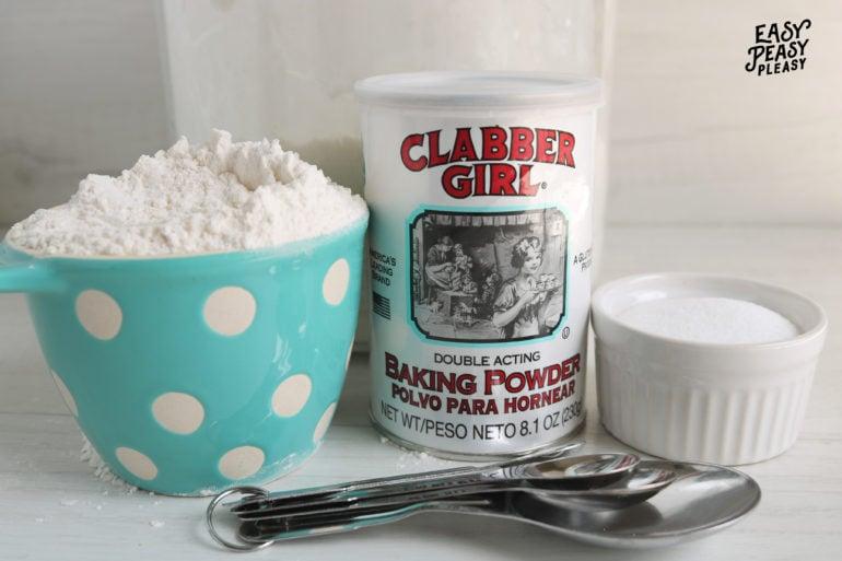 self rising flour substitute Archives - Easy Peasy Pleasy