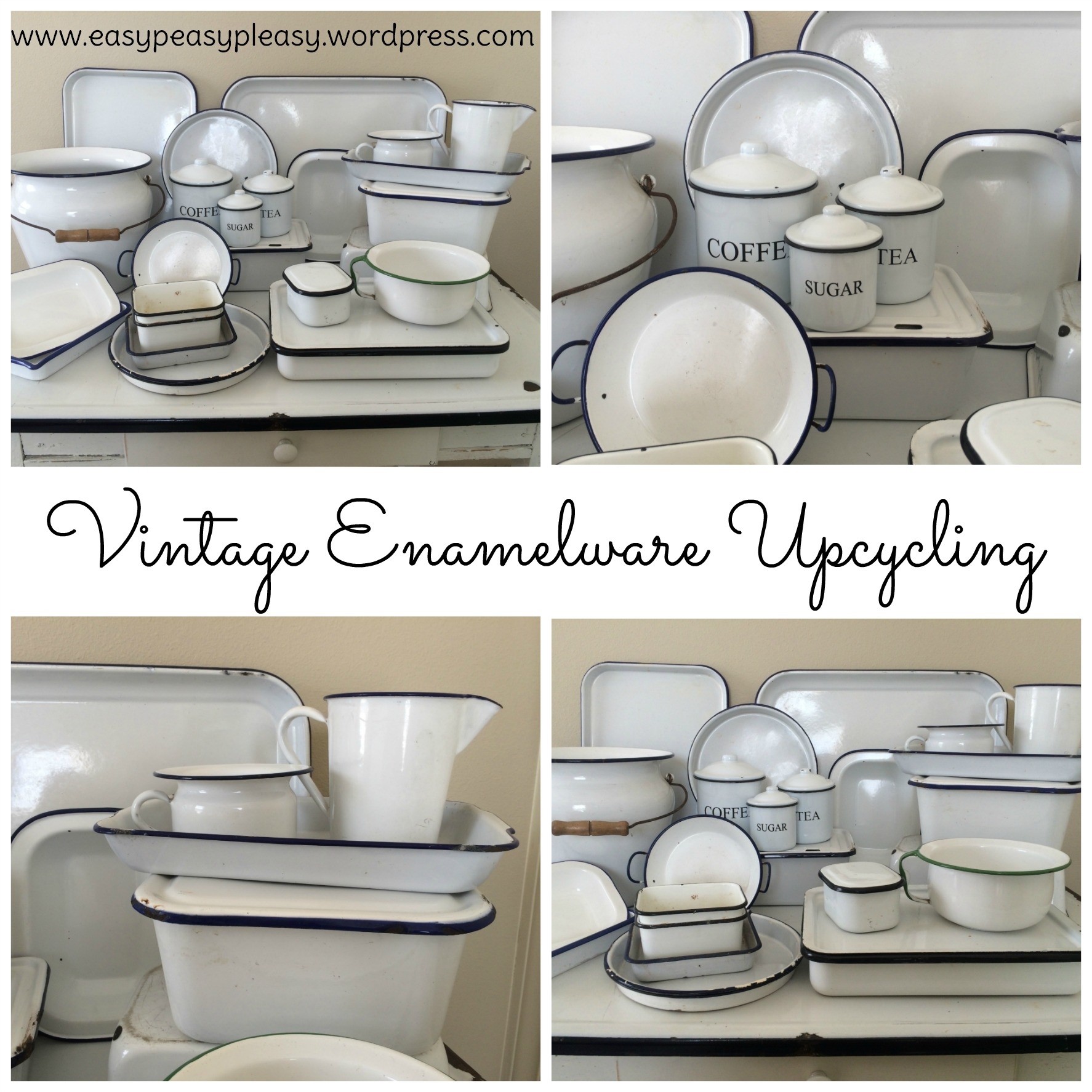 My Enamelware Obsession