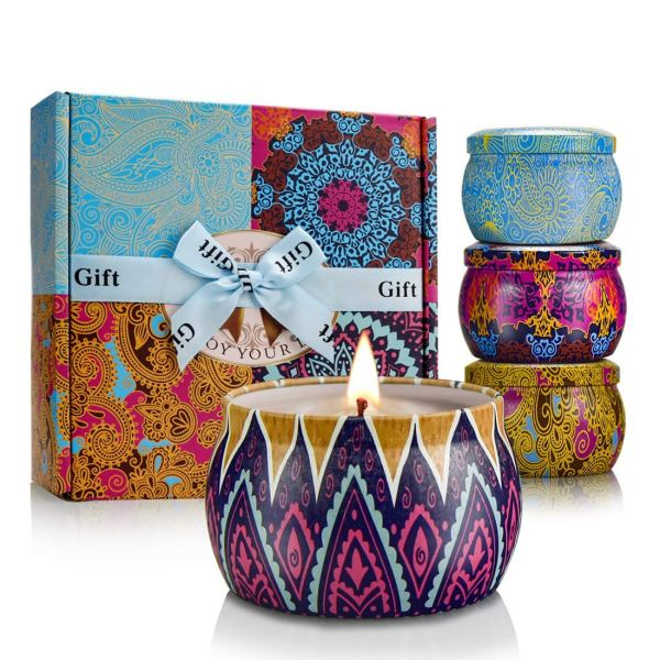 YUEGANG Scented Candles Set