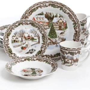 Gibson Home Christmas Set