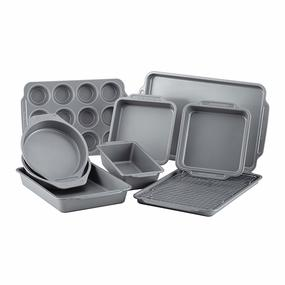 Farberware 10 Piece Nonstick Bakeware Set