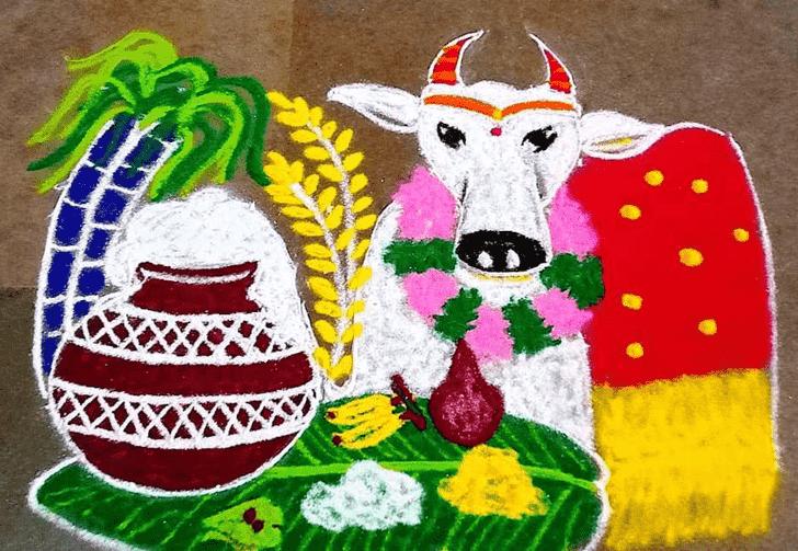 Comely Festival Rangoli