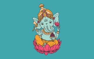 Lambodara Rangoli