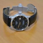 はじめての機械式腕時計、Tissotのラグジュアリーオートマチックを購入した