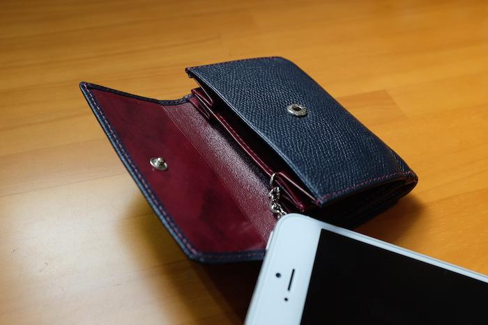 普段使いに便利なコンパクト財布