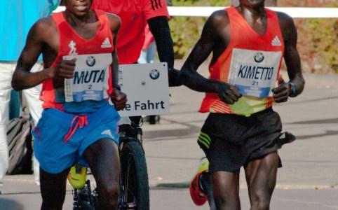 今年もベルリンマラソンで世界記録が更新された