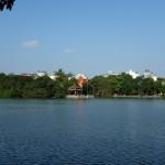 ハノイを歩いた – ホアンキエム湖周辺