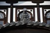仏教美術資料研究センターの鬼瓦