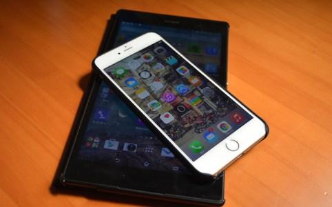 iPhone 6 Plus は小型タブレットの代わりにならなかった