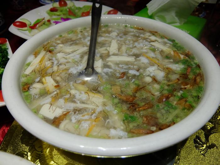 鮫のスープ