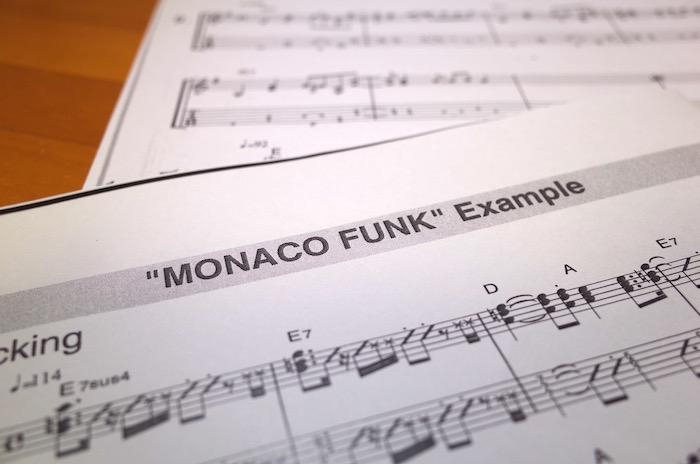 """MONAKO FUNK"" Example"