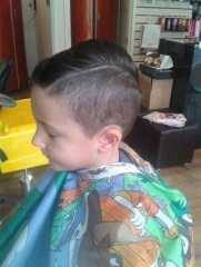 boys kids cut